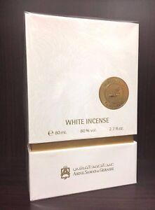 Furusiyya WHITE INCENSE unisex by Abdul Samad Al Qurashi 80 ML, 2.7 fl.oz, EDT.