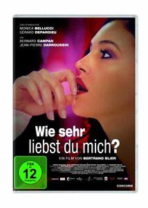 Wie sehr liebst du mich? [DVD/NEU/OVP] von Bertrand Blier, mit Monica Bellucci