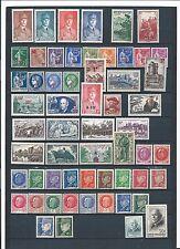 ANNEE 1941 COMPLETE ** soit 70 TP du N°470 à 537