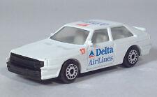 "Realtoy Delta Airlines 17 White Car 3"" Die Cast Scale Model"