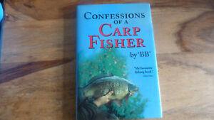 NEW NATURALIST INTEREST BB WATKINS PITCHFORD CONFESSIONS OF A CARP FISHER