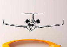 Airplane Aircraft Wall Decal Vinyl Sticker Aviation Interior Art Decor (10air4)