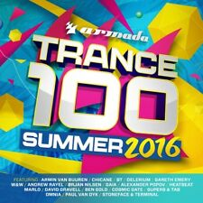 Various Artists - Trance 100: Summer 2016 / Various [New CD] Holland - Import