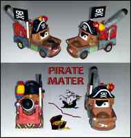 DISNEY PIXAR CARS 3 CUSTOM PIRATE MATER - LIMITED EDITION - NEW