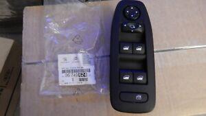 NEW Genuine Peugeot 208 2008 electric mirror window power fold switch 96749624ZD