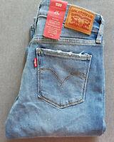 Damen Jeans LEVIS LEVI´S 712 Slim W25 L32