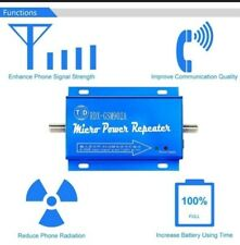 RIPETITORE GSM 900 mhz Micro-power Amplificatore Segnale Telefono CELLULARE