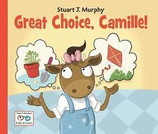 Great Choice, Camille! (Stuart J. Murphy's I See I Learn Series)-ExLibrary