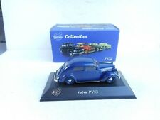 VOLVO COLLECTION 1/43 DIECAST VOLVO PV 52 IN BLUE EXELLENT  BOXED