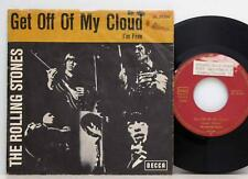 """Rolling Stones         Get off of my cloud  /  I´m free        7""""        VG # D"""