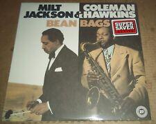 MILT JACKSON & COLEMAN HAWKINS - Bean Bags - Atlantic 7 90465-1-Y SEALED
