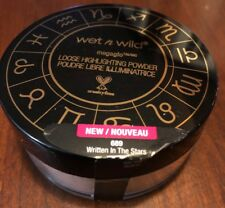 1 Wet N Wild Loose Shimmer Highlighting Powder-Zodiac Collection!