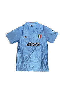 1990/91 Napoli Maradona Home Shirt Size Medium