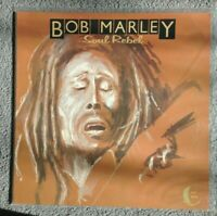 BOB MARLEY - Soul Rebel (1984) Vinyl LP (BMLP 1018) Reggae Funk Soul