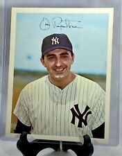 JOE PEPITONE New York YANKEES 5.5x7 Color PHOTO 1967 Dexter Press FREE SHIPPING