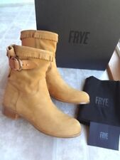 Frye Ricki Ring Fringe Boot 8 (Made in Italy) - Free Shipping
