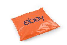 eBay Self Seal Plastic Mailer Postage Bags 190mm x 260mm 40mm Lip Orange/Purple