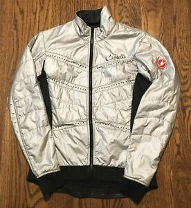 Castelli Softshell Jacket Jersey Small Cycling Jersey Bicycle