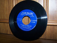 FRANK WEIR & HIS SAXOPHONE*THE STORY OF A STARRY NIGHT/SLEEPY LAGOON*EX 45rpm