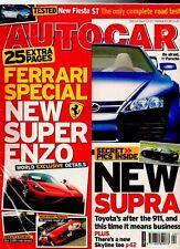 AUTOCAR - 25 January 2005 - New Supra