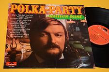 JAMES LAST LP 1° ST ORIG ITALY 1973 EX+ POLKA PARTY