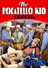 The Pocatello Kid (1931) (DVD) Ken Maynard, Tarzan The Horse, & Marceline Day