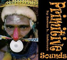 Primitive Sounds - Latest Papua New Guinea CD - by James L. Anderson