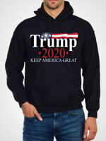 Keep America Great Hoodie President Trump 2020 Republican Sweatshirt