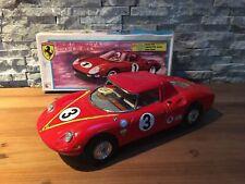 ancien jouet en tole Voiture Ferrari
