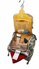 Camo Travel Organizer Accessory Toiletry Cosmetic Medicine Make-Up Kit Bag