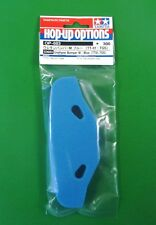 Tamiya brand Urethane foam bumper for TT01 TT-01 D R #53683 blue
