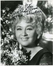"JOAN BLONDELL ""GREASE"" ACTRESS SIGNED PHOTO AUTOGRAPH JSA AUTHENTICATED LETTER"