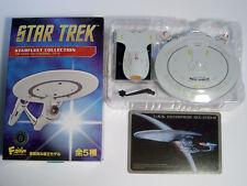Star Trek Starfleet Collection #04 U.S.S. ENTERPRISE NCC-1701-D , F-toys