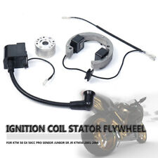 KTM50 SX 50cc Pro Senior Junior SR JR 01-08 Ignition Coil Stator Flywheel SA