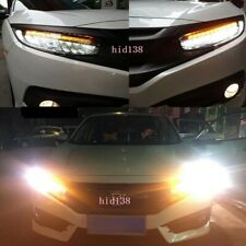 2016-2018Honda Civic LED Headlight,LED High and low beam LED DRL+SEQUENTIAL TURN