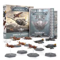 Aeronautica Imperialis Wings of Vengeance Core Game Warhammer 40K
