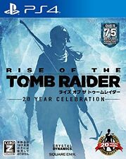Rise of the Tomb Raider PlayStation 4 4988601009560 PLJM-84075 Video Game