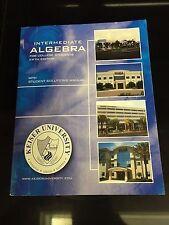 Intermediate Algebra for college students Fifth Edition Keiser University