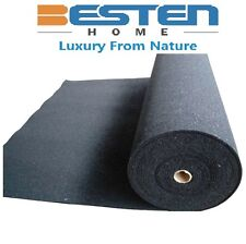3mm Rubber Flat Underlay/flooring accessory/10sqm/roll/5 stars rating/$12/sqm