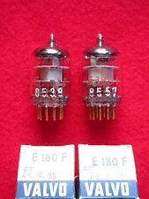 1x e180f Valvo GOLD PINS Red NOS NUOVO TUBO esaminato tube NEW 6688 Valve Valvula