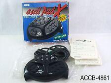Boxed Ascii Pad X Sega Saturn Controller Japanese Import JP SS US Seller B