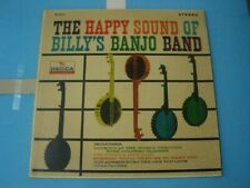 nGB LP VINYL RECORD Billy's Banjo Band - The Happy Sound (open)