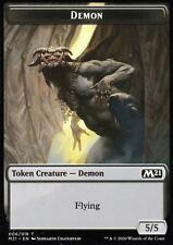 4x Demon token | nm/m | m21 core set 2021 | Magic mtg