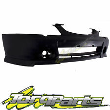 FRONT BUMPER BAR SUIT HOLDEN COMMODORE VY SS V8 S PAC PLASTIC COVER