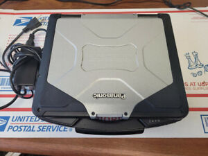 Panasonic CF-31JPL2R1M Toughbook Laptop i7 12GB 480GB SSD DRIVE WINDOW 10/ GPS