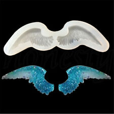 Angel Wing Silicone Resin Fondant Mold for DIY Jewelry Pendant Making Tool Mould