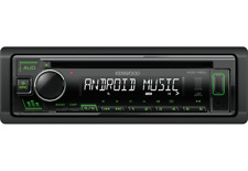 KENWOOD KDC-130UG CD USB MP3 Autoradio grüne Tastenbeleuchtung Android AOA Flac