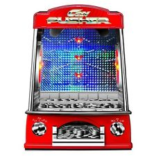 GLOBAL GIZMOS CLASSIC ARCADE COIN PUSHER MACHINE TOY GAMES FAMILY ARCADES MONEY