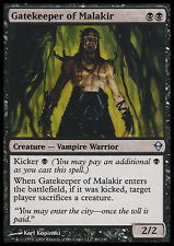 MTG GATEKEEPER OF MALAKIR EXC - CUSTODE DI MALAKIR - ZEN - MAGIC