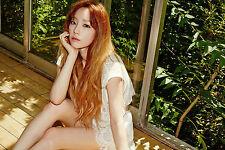 "Taeyeon SNSD Star Posters Korean Girl Group Silk Poster Prints 12x18"" TYSNSD4"